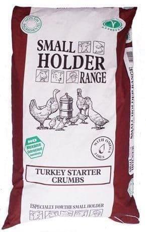 A & p turkey starter crumb